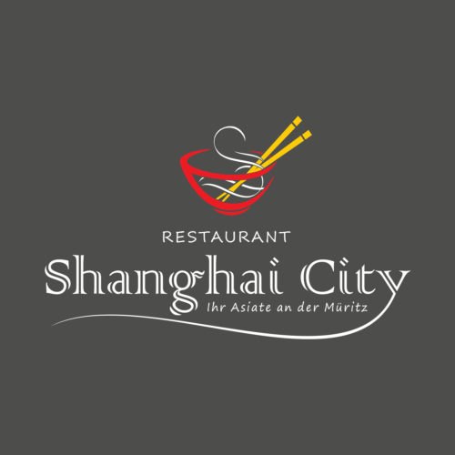 Logo Restaurant Shanghai City